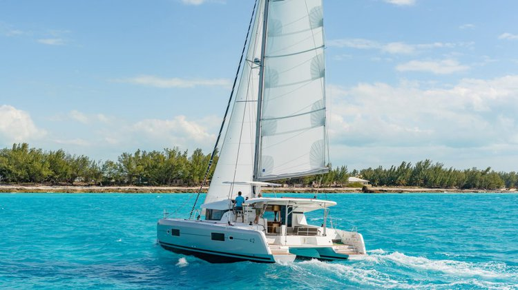 Explore Bahamas onboard Lagoon 42 Owner Version Luxe