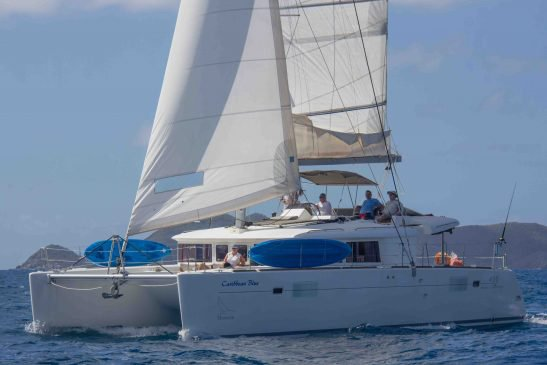Boat for rent Lagoon 45.0 feet in True Blue, Grenada