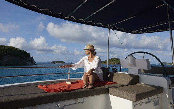 Boating is fun with a Catamaran in Abaco