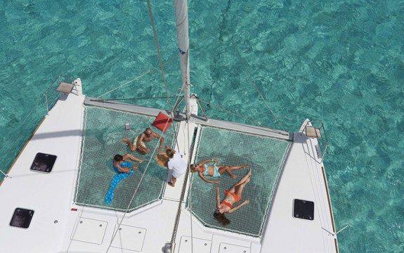 Catamaran boat rental in Saint-Mandrier-Sur-Mer,,