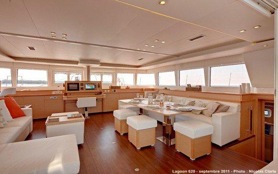 Boat for rent Lagoon 62.0 feet in Saint-Mandrier-Sur-Mer,,