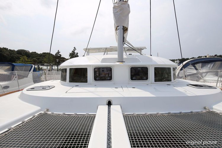 Boat for rent Lagoon-Bénéteau 37.0 feet in Marina Kornati, Biograd, Croatia