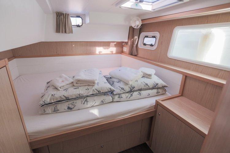 Boat for rent Lagoon-Bénéteau 38.0 feet in Yachtclub Seget (Marina Baotić), Seget Donji,