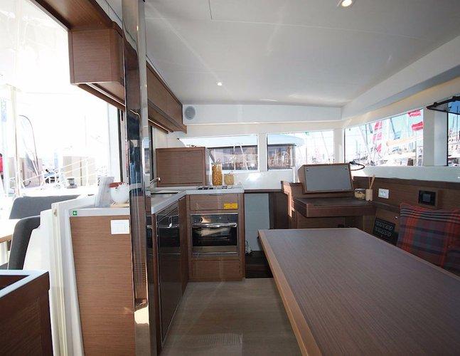 Boat for rent Lagoon-Bénéteau 38.0 feet in Marina Kornati, Biograd,