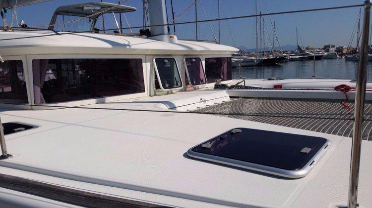 Boat for rent Lagoon-Bénéteau 39.0 feet in Balearic Islands, Spain