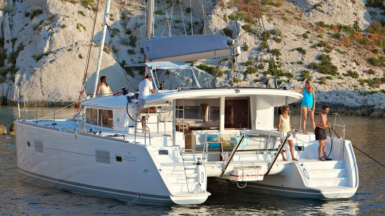 The perfect boat to enjoy everything Cyclades has to offer