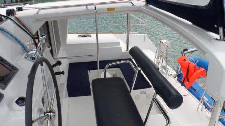 Lagoon-Beneteau boat for rent in Phuket