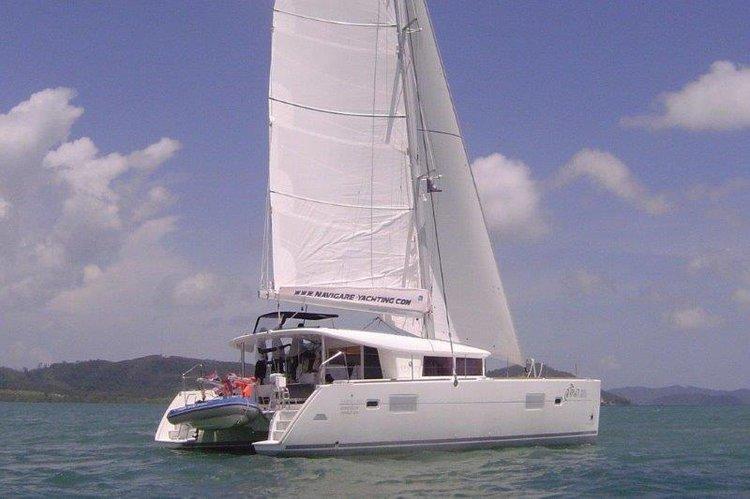 Boat for rent Lagoon-Bénéteau 39.0 feet in Yacht Haven Marina (Phuket),