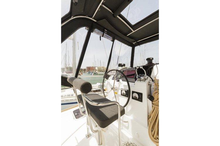 Boating is fun with a Lagoon-Beneteau in Saronic Gulf