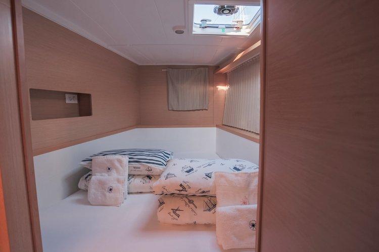 Boat for rent Lagoon-Bénéteau 39.0 feet in Yachtclub Seget (Marina Baotić), Seget Donji, Croatia