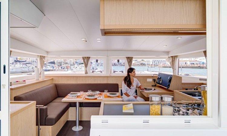 Catamaran boat rental in Marina Split - ACI ,