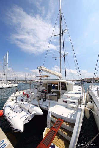 Boating is fun with a Lagoon-Beneteau in Zadar region