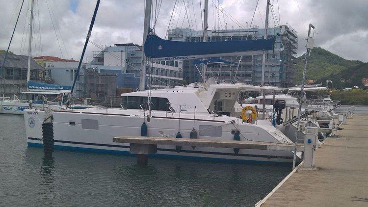 Boat rental in St. Lucia,