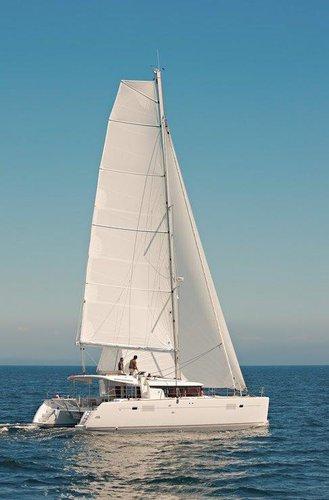 Boat for rent Lagoon-Bénéteau 45.0 feet in Balearic Islands, Spain