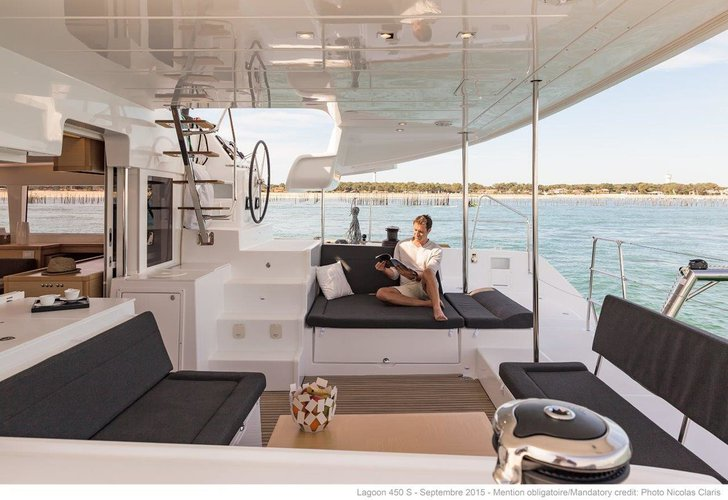 Discover Split region surroundings on this Lagoon 450 S Lagoon-Bénéteau boat