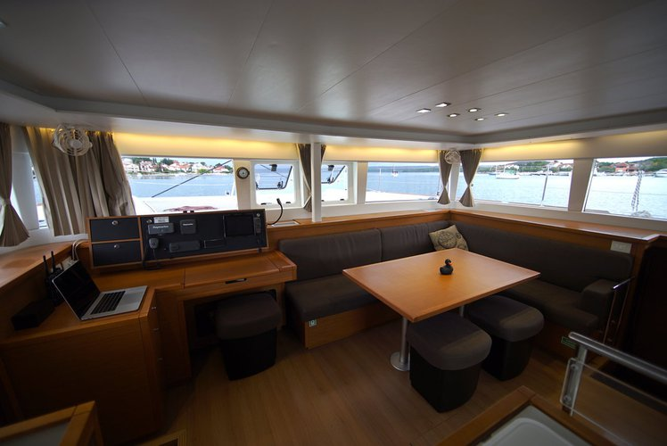 Boat for rent Lagoon-Bénéteau 45.0 feet in Marina Kastela, Croatia