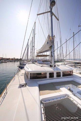 Lagoon-Bénéteau's 45.0 feet in Zadar region