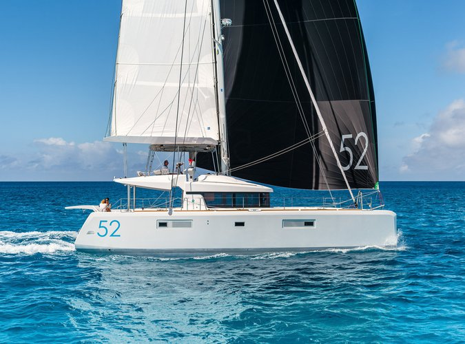 Lagoon-Beneteau boat for rent in British Virgin Islands