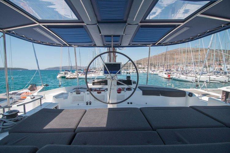 Boat for rent Lagoon-Bénéteau 52.0 feet in Yachtclub Seget (Marina Baotić), Seget Donji, Croatia
