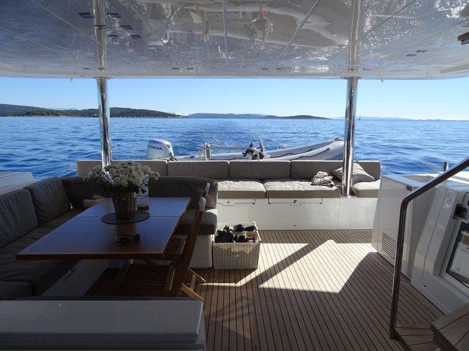 Boat for rent Lagoon-Bénéteau 55.0 feet in British Virgin Islands, British Virgin Islands
