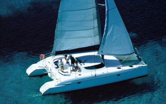 Indulge in luxury onboard Lavezzi 40 in Abaco