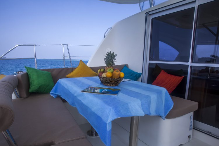 Catamaran boat rental in Maldives, Maldives