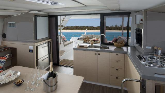 Boat for rent Lucia 38.5 feet in Blue Lagoon,