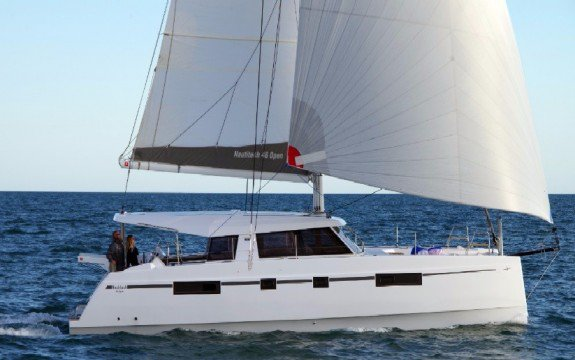 Explore Spain onboard 46' Nautitech Open
