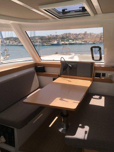 Nautitech Rochefort's 39.0 feet in Cyclades