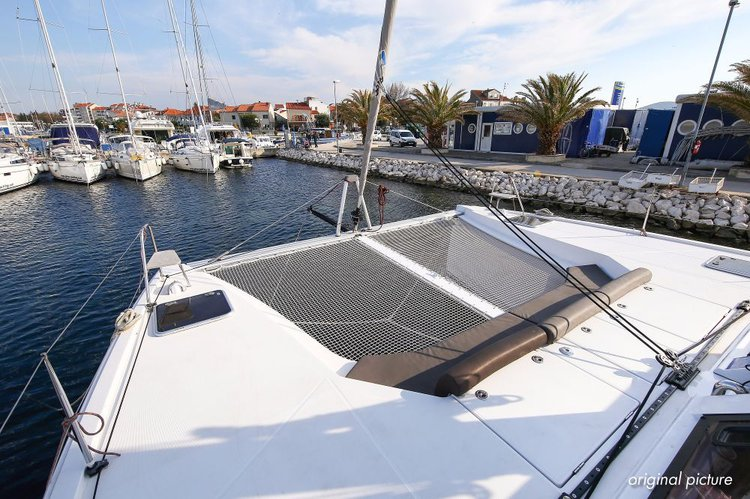 Discover Zadar region surroundings on this Nautitech 40 Open Nautitech Rochefort boat