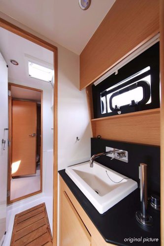 Discover Zadar region surroundings on this Nautitech 46 Open Nautitech Rochefort boat