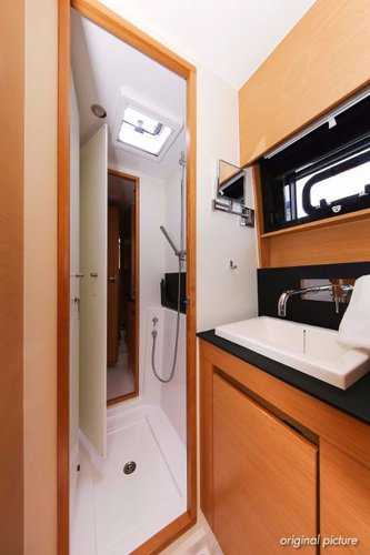 Discover Zadar region surroundings on this Nautitech 46 Fly Nautitech Rochefort boat