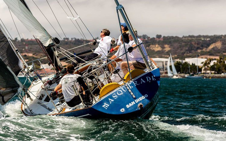 Boating is fun with a Sloop in San Diego