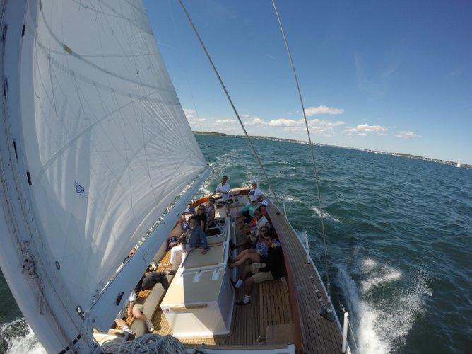 Sloop boat rental in Newport, RI