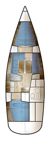 36.0 feet Sunbeam Yachts in great shape