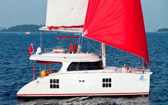 Enjoy France onboard 70' Sunreef