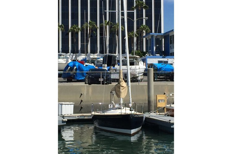 Rent a Tartan Fantail 26 in Marina Del Rey, California