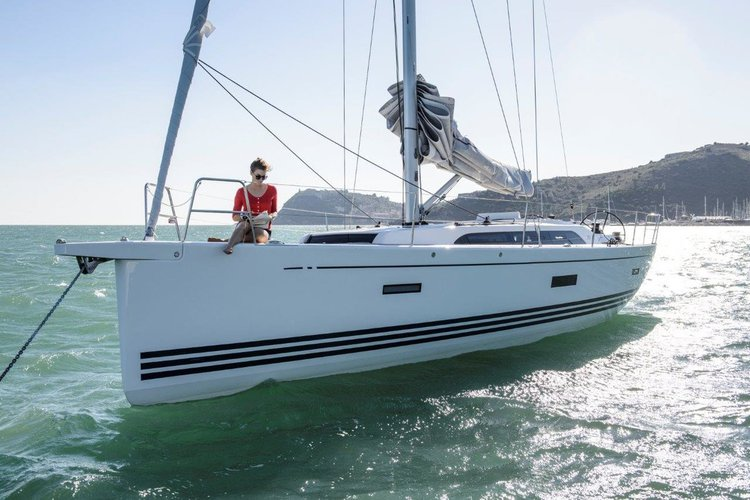 Boat for rent X-Yachts 42.0 feet in Martinis Marchi Marina,