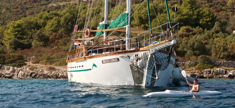 88.0 feet Yener Yachts in great shape