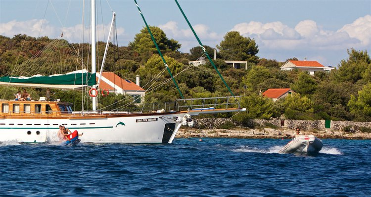 Boat for rent Yener Yachts 88.0 feet in Marina Split - ACI ,