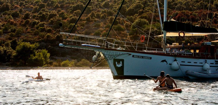 Boat for rent Yener Yachts 88.0 feet in Marina Split - ACI , Croatia