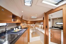 thumbnail-13 Bavaria Yachtbau 29.0 feet, boat for rent in Kvarner, HR