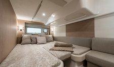 thumbnail-15 Cranchi 38.0 feet, boat for rent in Split region, HR