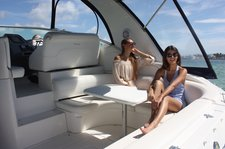 thumbnail-2 Cruiser Yacht 40.0 feet, boat for rent in Hallandale Beach,