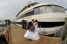 Make your upcoming event memorable onboard 115' party yacht