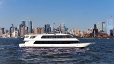 Have fun onboard 117' motor yacht in New Jersey