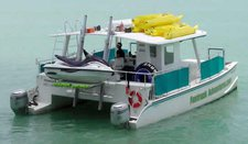 Explore Florida onboard this elegant catamaran