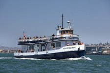 Dine & wine in San Diego onboard this classic yacht