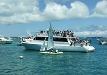 Explore Bermuda onboard one of coolest and luxurious motor yacht