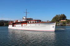 Explore Florida onbaord this Presidential Yacht